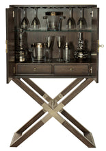 SALE Ash Solids 2 Door Bar Cabinet