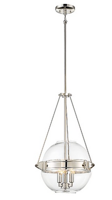 Atrio 3-Light Pendant