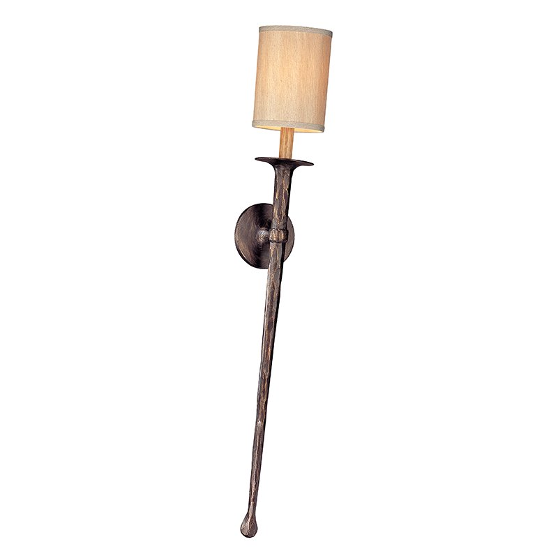 Pompeii Bronze 2 Light Wall Sconce