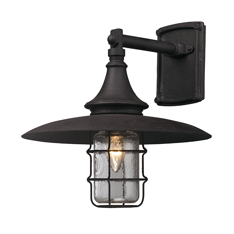 Centennial Rust Small Wall Sconce, Lighting, Laura of Pembroke