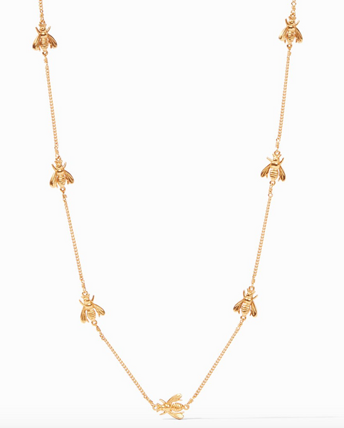 Bee Delicate Gold Necklace
