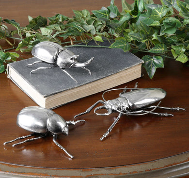 Beetle Figurines