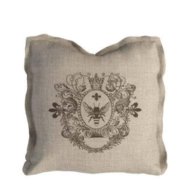 Biege Linen Pillow, Home Accessories, Laura of Pembroke