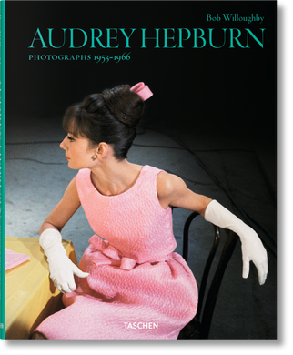 Bob Willoughby, Audrey Hepburn Photographs Book