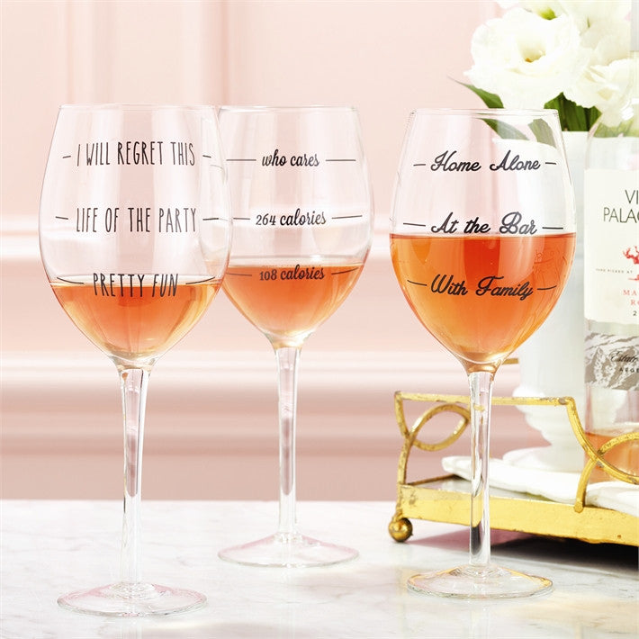 Butler's Wine Glass, Gifts, Laura of Pembroke