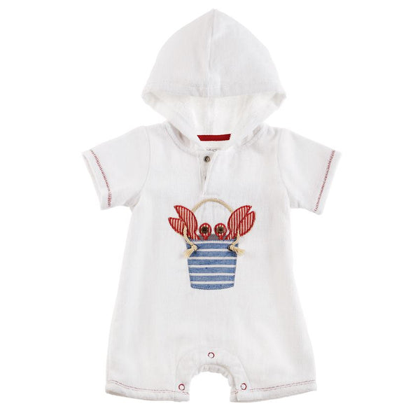 CRAB SHORTALL COVER UP