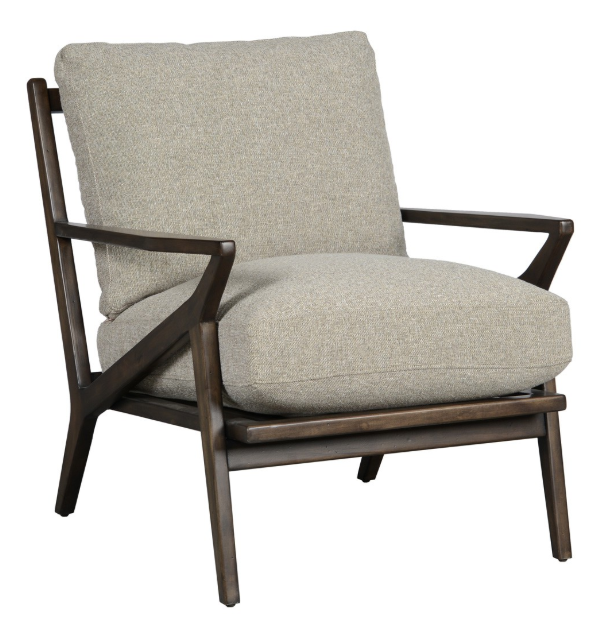 Wood Frame Accent Chair, Home Furnishings, Laura of Pembroke