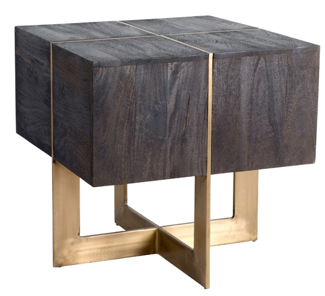 Espresso End Table, Home Furnishings, Laura of Pembroke