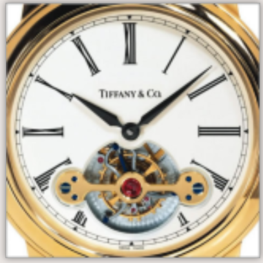 Tiffany Timepieces Book