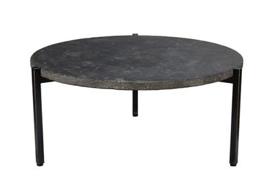 Stone Top round Coffee Table