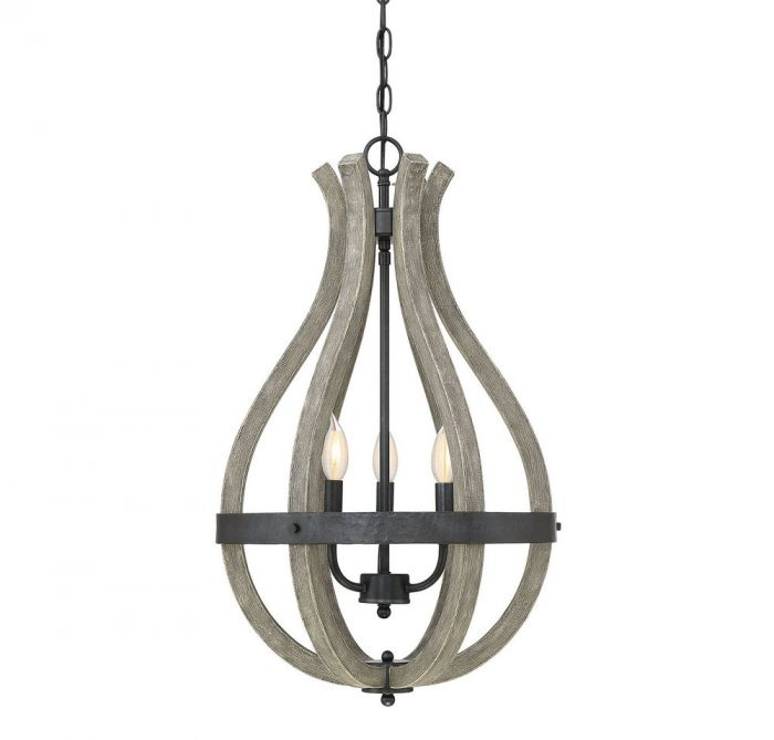Carrolton 3 Light Pendant