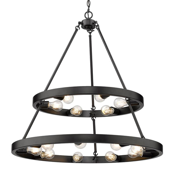 Castile 15 Light Chandelier