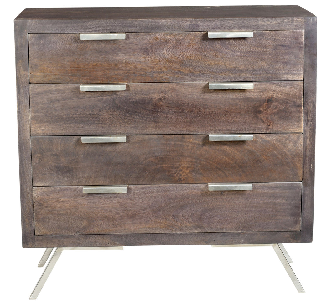 Retro Accent Chest, Home Furnishings, Laura of Pembroke