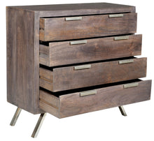 Retro Accent Chest