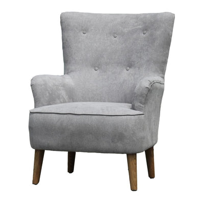 Club Chair With Tufts, Home Furnishings, Laura of Pembroke