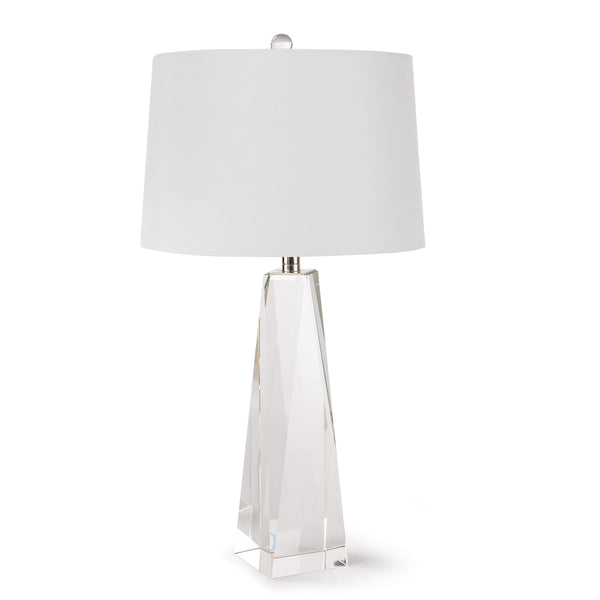 Crystal Table Lamp Small