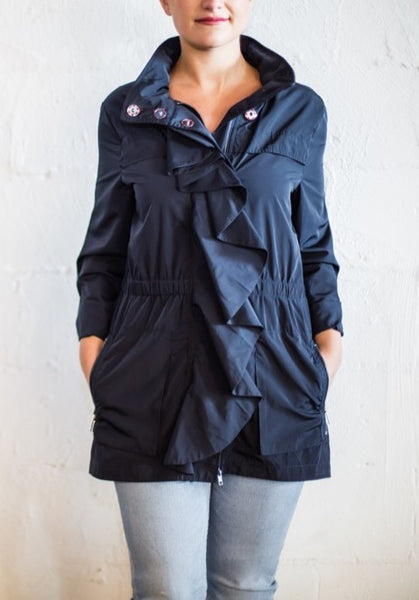 Navy Gloria Jacket