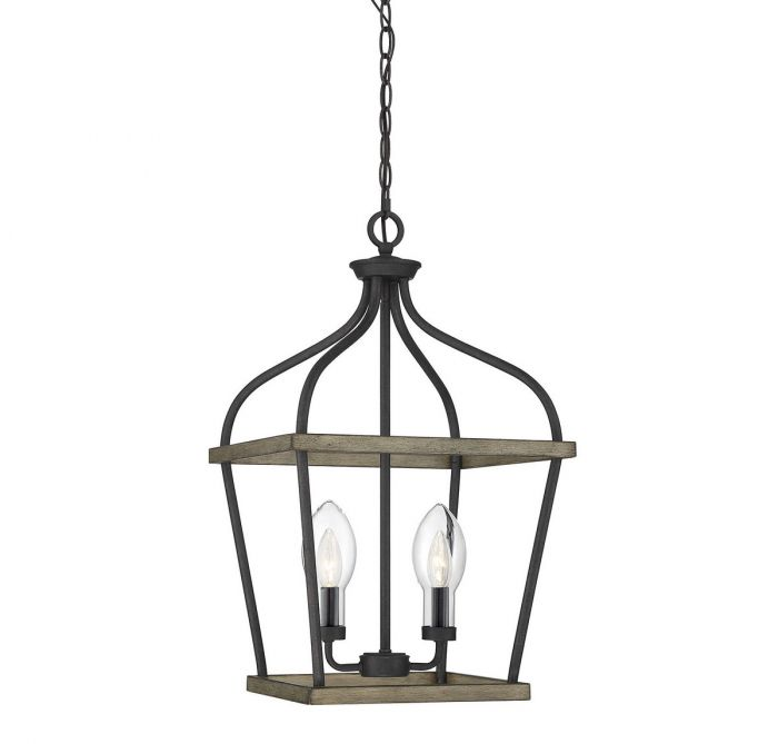 Danbury 2 Light Outdoor Chandelier