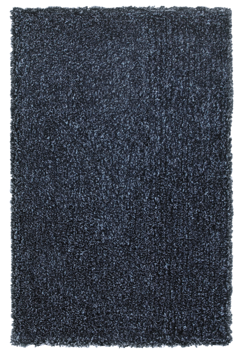 8x10 Denim Blue Shag Area Rug, Home Accessories, Laura of Pembroke