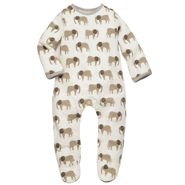 ELEPHANT PRINT SLEEPER