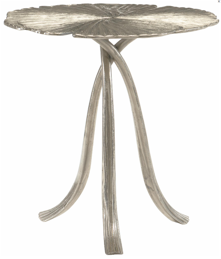 Leaf Design Top End table, Home Furnishings, Laura of Pembroke