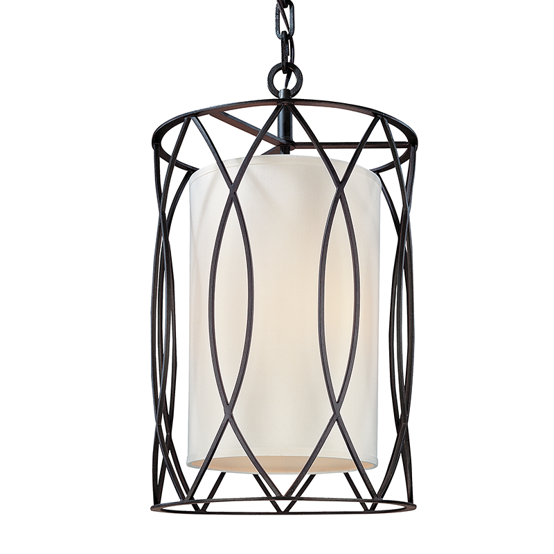 Deep Bronze Sausalito 3 Light Pendant