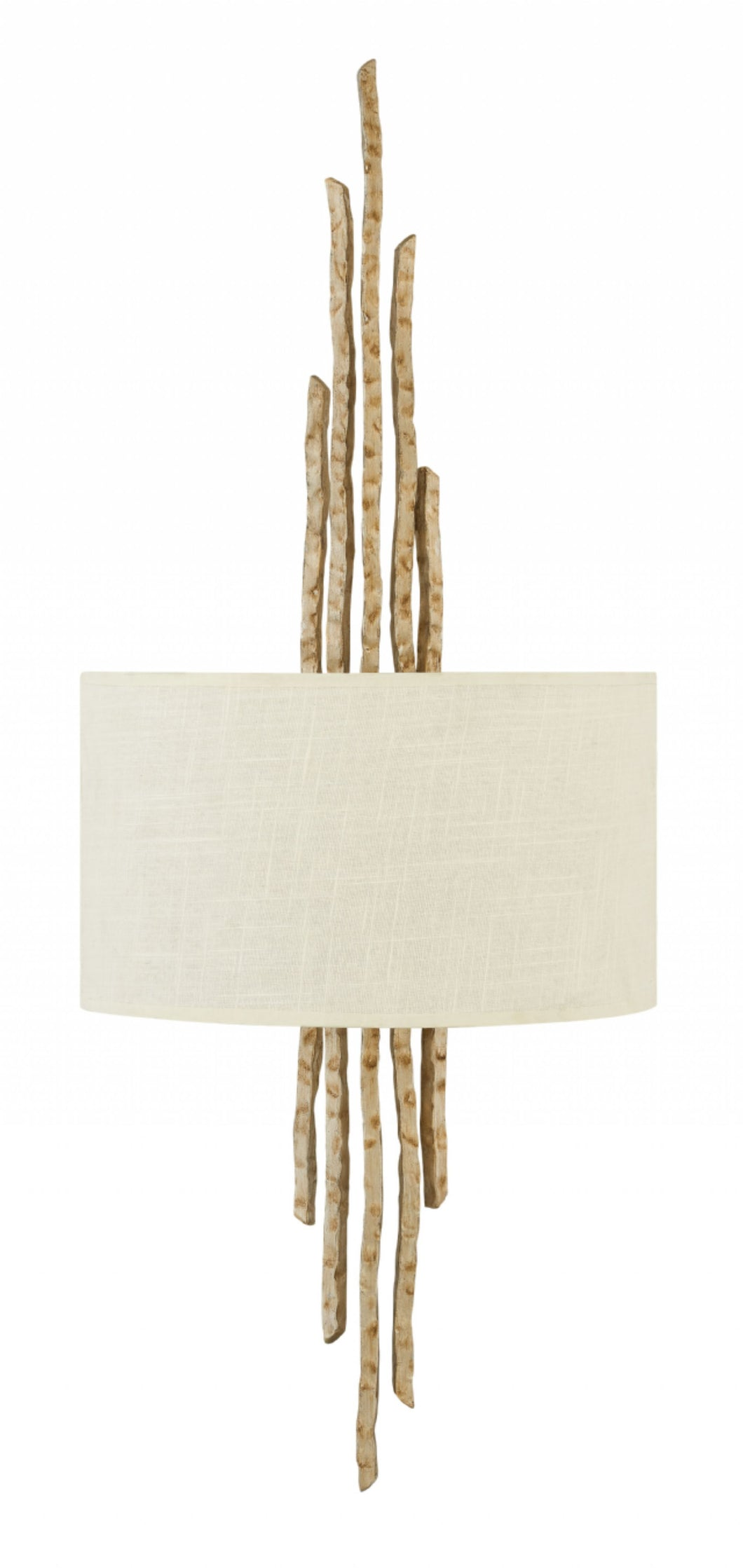 Champagne Gold Two Light Sconce