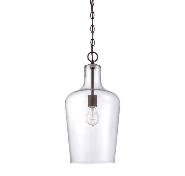 Franklin 1 Light Pendant