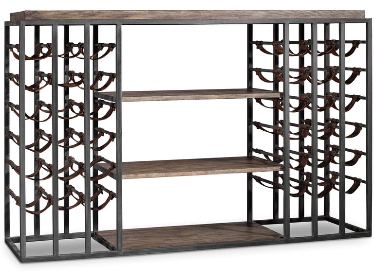 French Cafe Wine Rack, Home Furnishings, Laura of Pembroke