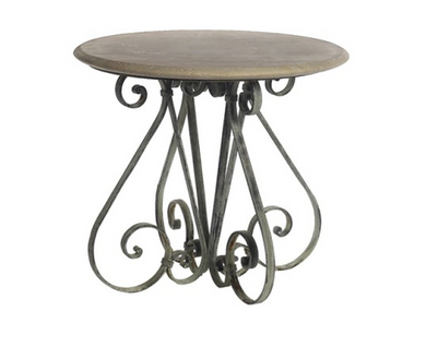 French Side Table, Home Furnishings, Laura of Pembroke