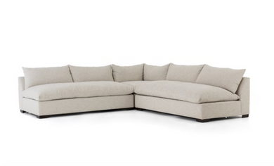 GRANT 3-PIECE SECTIONAL