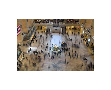 Grand Central From Above II 35 x 24, Home Accessories, Laura of Pembroke