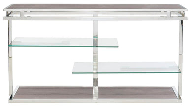 HALTON METAL ENTERTAINMENT CONSOLE