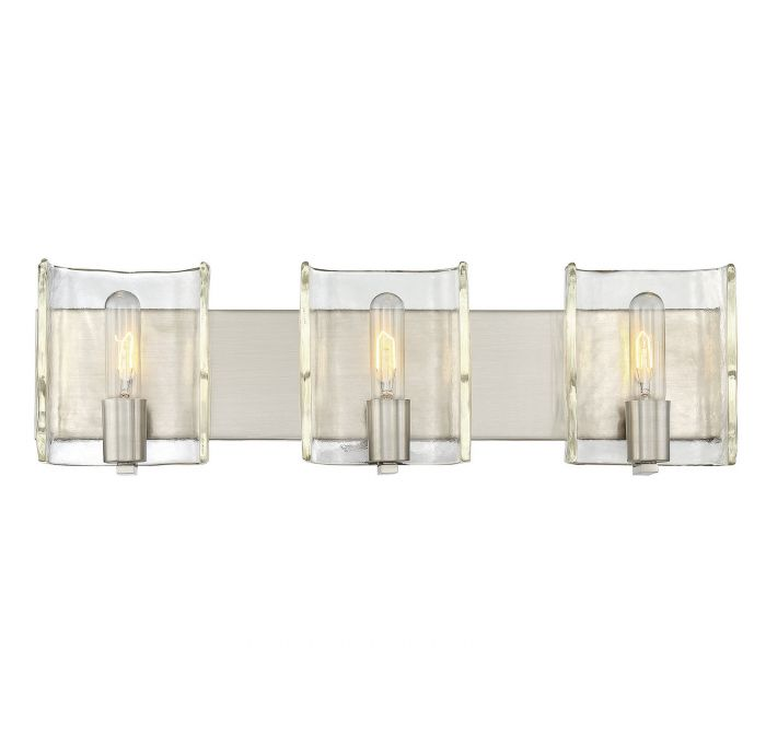 Handel 3 Light Bath Bar