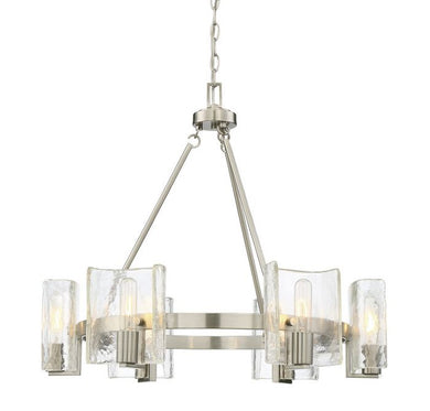 Handel 6 Light Chandelier