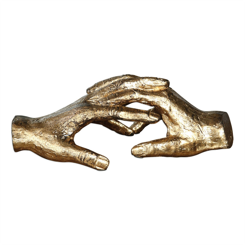 Hold My Hand Sculpture