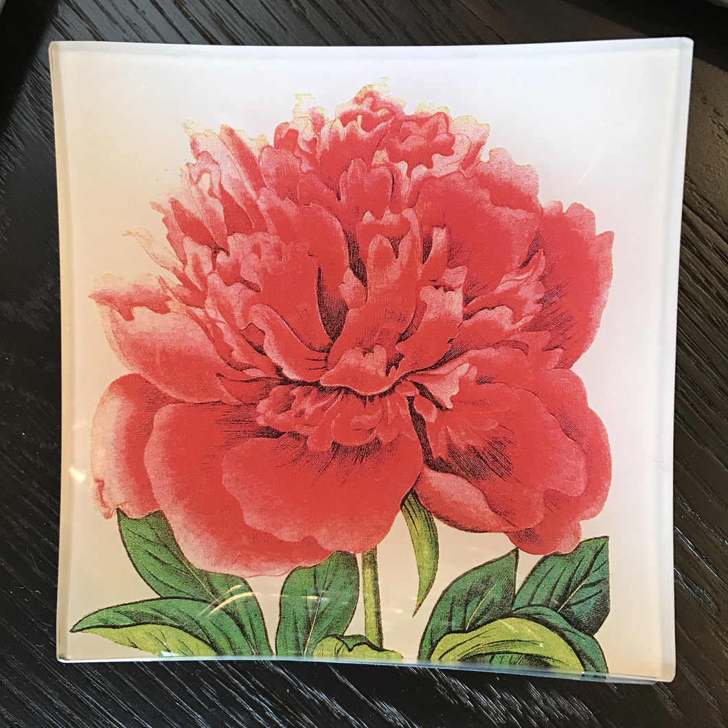 Pink Peony Tray, Gifts, Laura of Pembroke