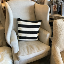 Biege Linen Chair
