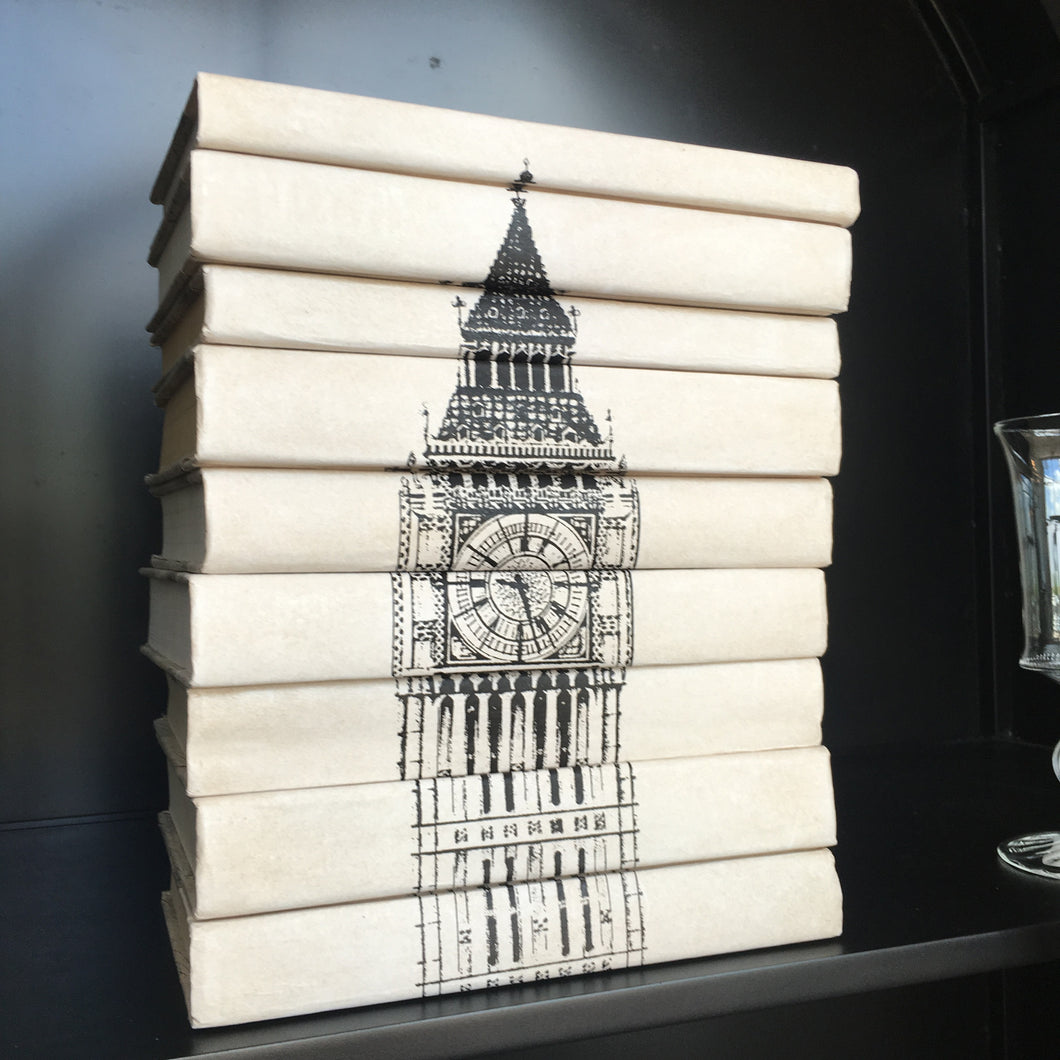 Big Ben Book Set, Home Accessories, Laura of Pembroke