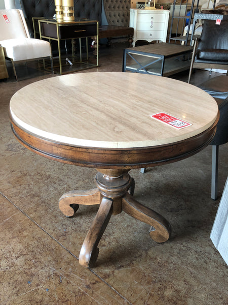 SALE - Tuscan Round End Table