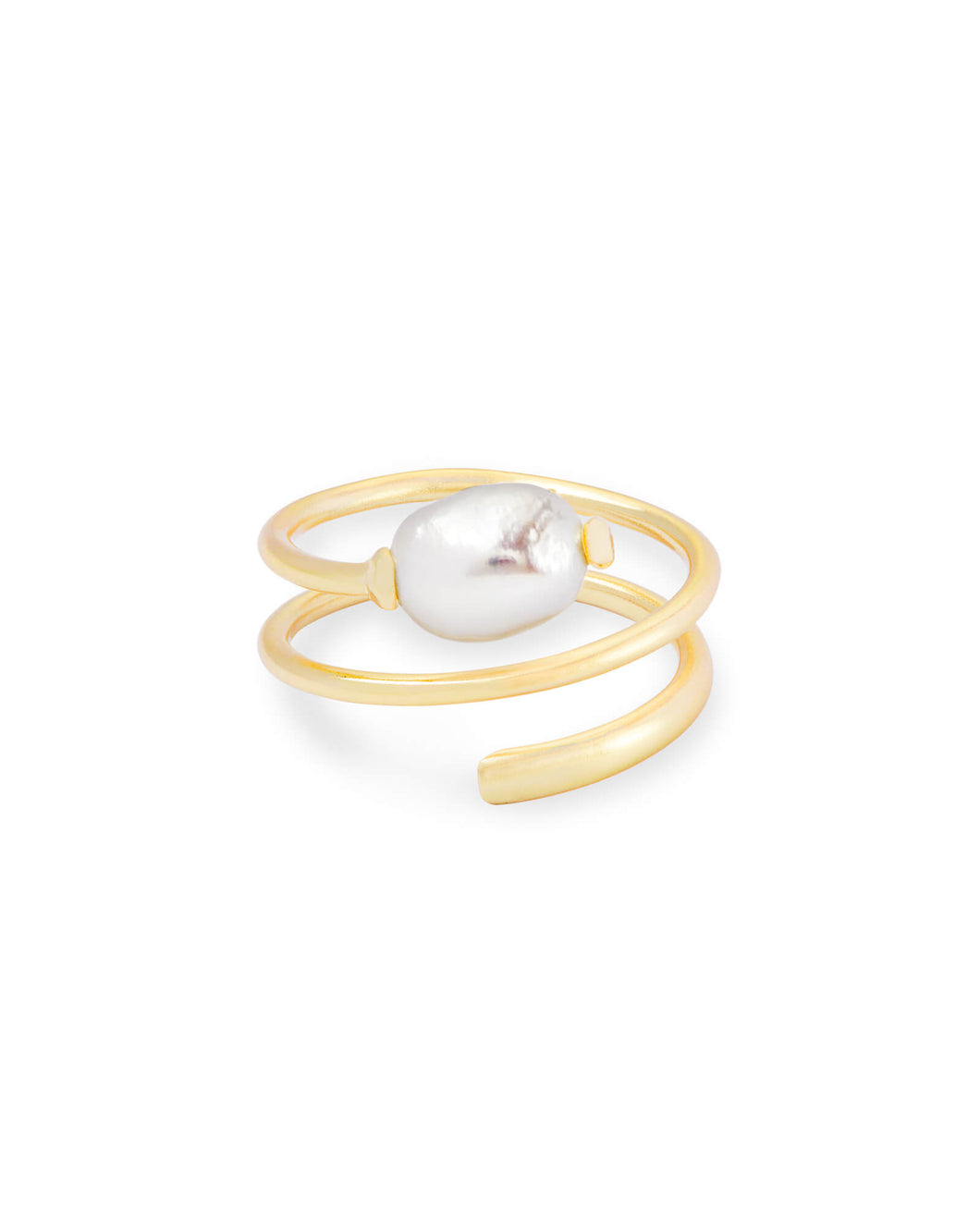 Jayla Cocktail Ring In Pearl
