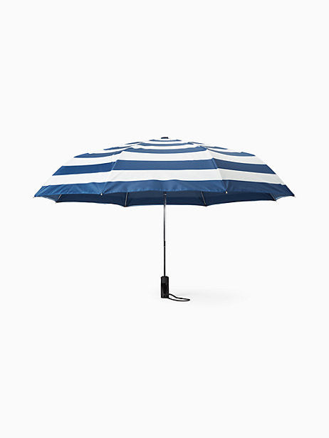 Jubilee Stripe Travel Umbrella