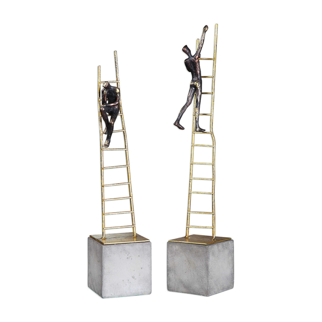 Ladder Sculptures