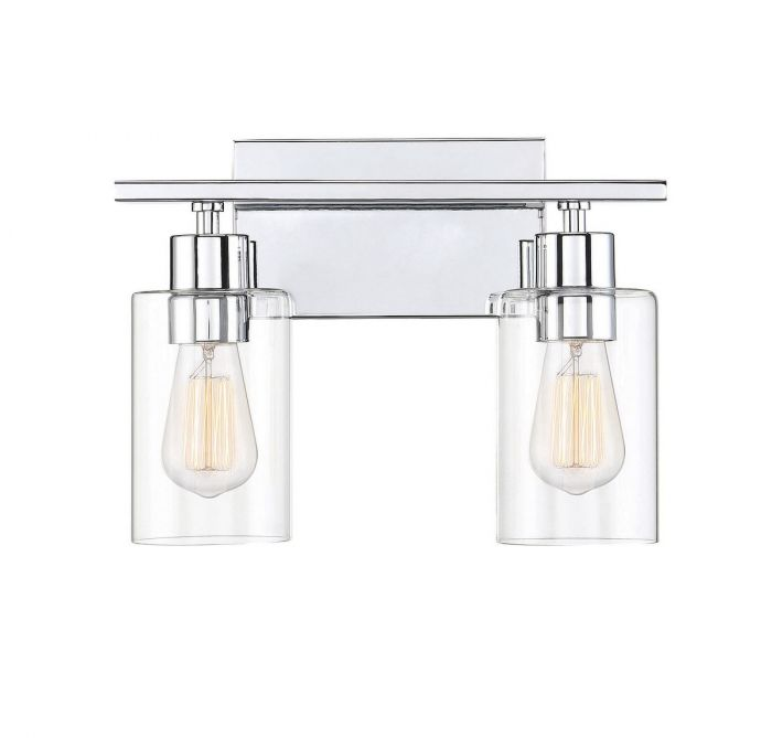 Lambert 2 Light Bath Bar