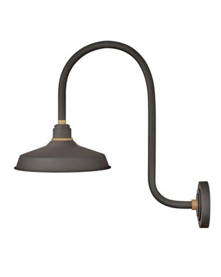 Large Tall Gooseneck Barn Light