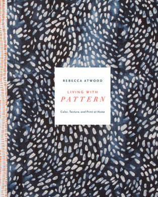 Living with Pattern Hardcover Book