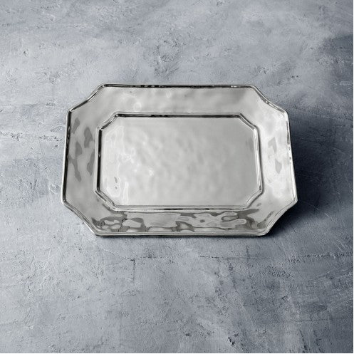 Lucca Medium Rectangular Tray - MEDIUM