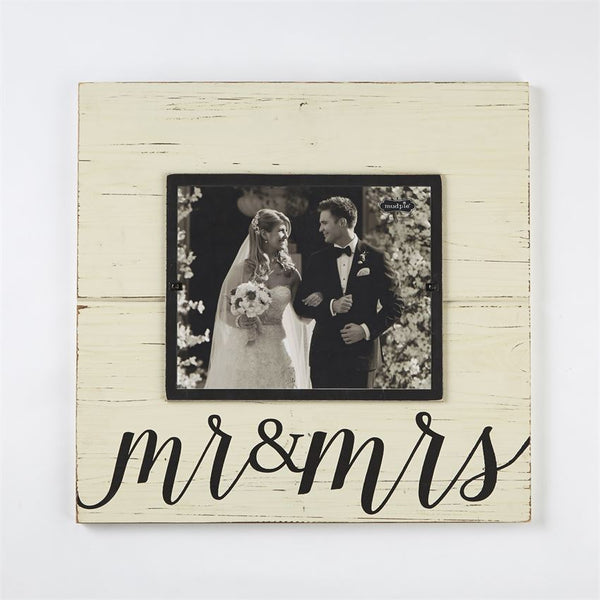 Mr & Mrs Deluxe Frame