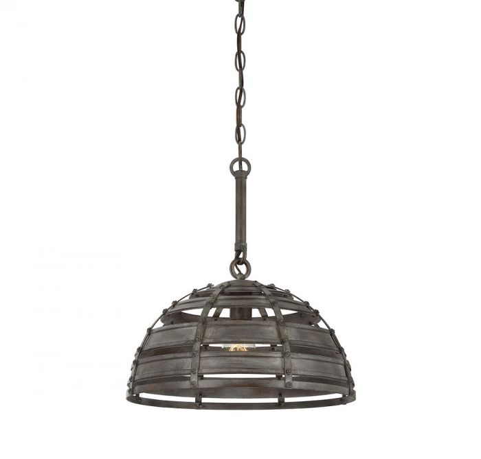 Malden 1 Light Pendant