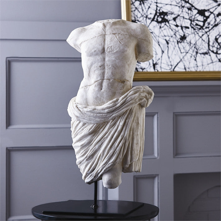 Male Torso Sculpture, Home Accessories, Laura of Pembroke